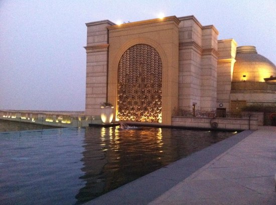The Leela Palace New Delhi: piscine