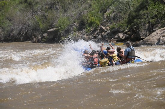 Flexible Flyers Rafting: Animas River