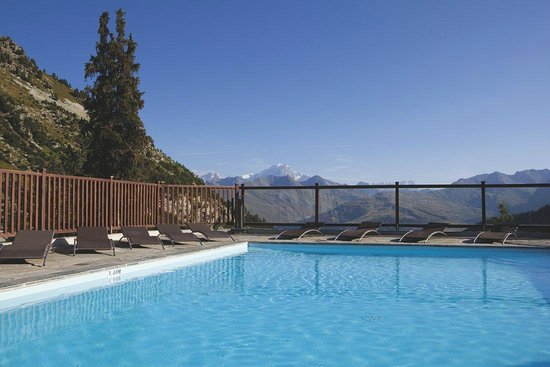 Radisson Blu Resort, Arc 1950: Piscine Manoir Savoie
