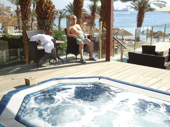 Leonardo Plaza Hotel Eilat:                   the Hotel spa and zaccuji