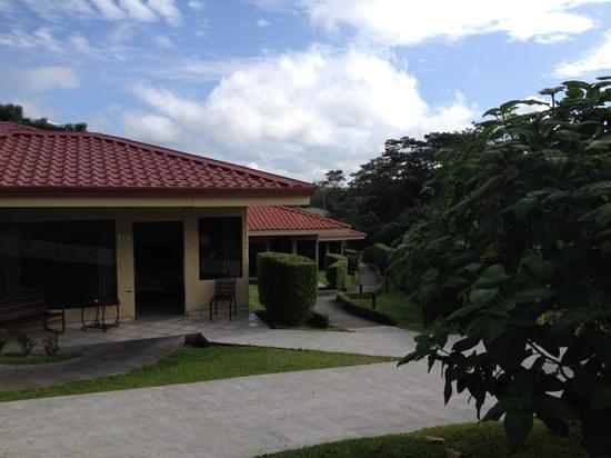 Arenal Volcano Inn:                   Instalaciones