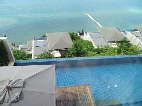 Conrad Koh Samui Resort & Spa:                   Villa pool