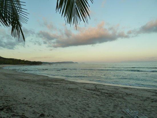 Hotel bungalows SolyLuna los Almendros.:                   Beach at Playa Los Cedros