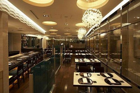 Hotel Ryumeikan Tokyo: Restaurant