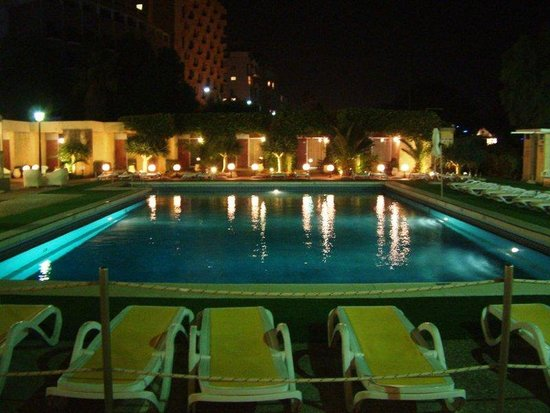 Seasons Netanya Hotel: Pool View