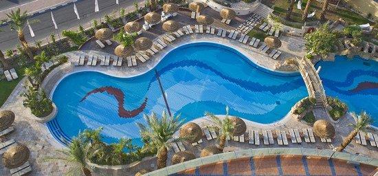 皇家裡蒙尼姆死海酒店張圖片