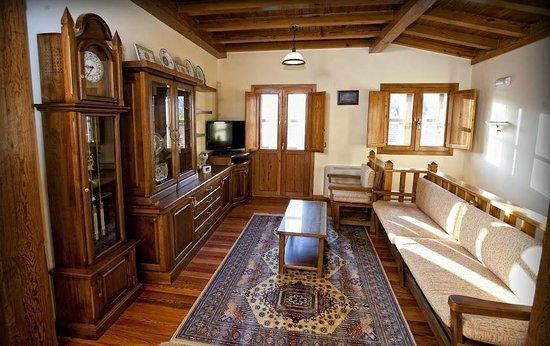 Casa da Solaina: Salón privado Lodairo