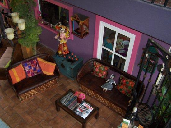 Hotel Yazmin:                   lobby