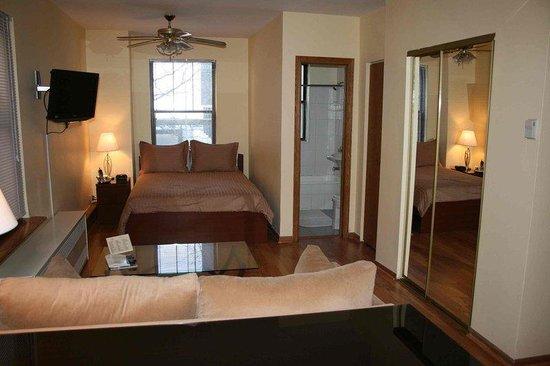 ديويت بلايس: Guest Room