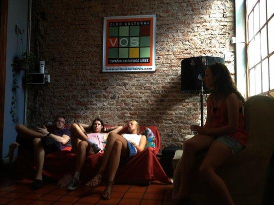 VOS Spanish School - Day Courses: Vos