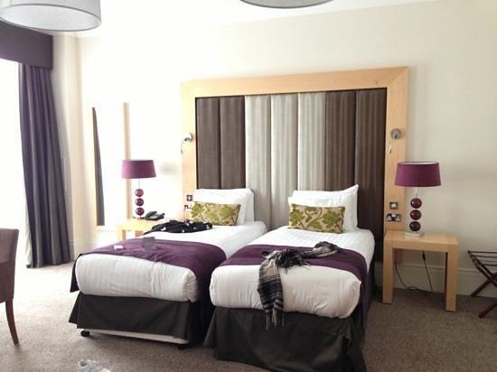 The Majestic Hotel: majestic hotel room