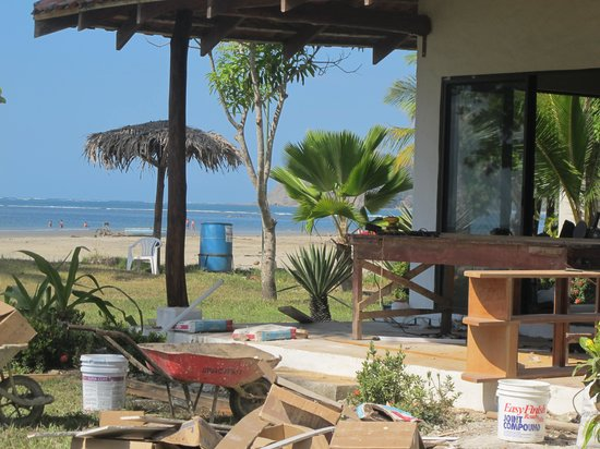 Hotel Villas Playa Samara:                   UNDER CONSTRUCTION