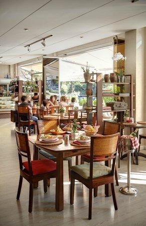 Pan & Mermelada: The Restaurant