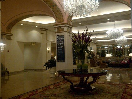Omni Shoreham Hotel:                                     Gorgeous