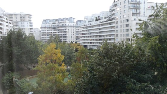 Residhome Courbevoie la Défense: View from my Suite