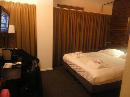 Hampshire Hotel - Crown Eindhoven:                   Chambre