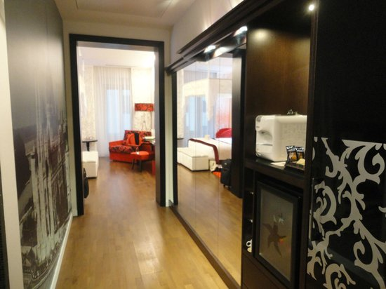 IBEROSTAR Grand Hotel Budapest:                   Chambre deluxe