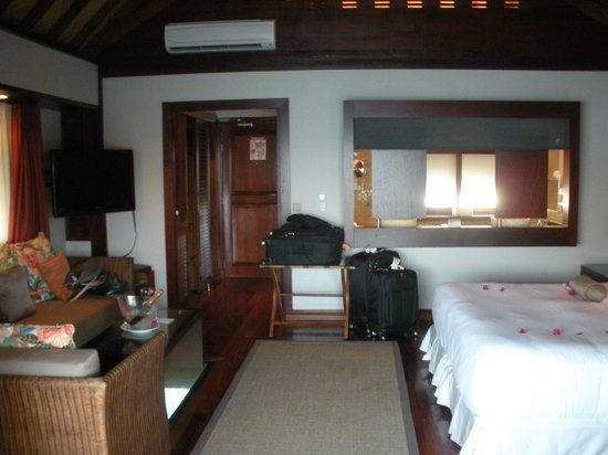 Hilton Moorea Lagoon Resort & Spa:                                     Room