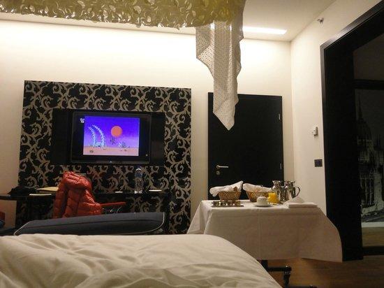 IBEROSTAR Grand Hotel Budapest:                   PDJ