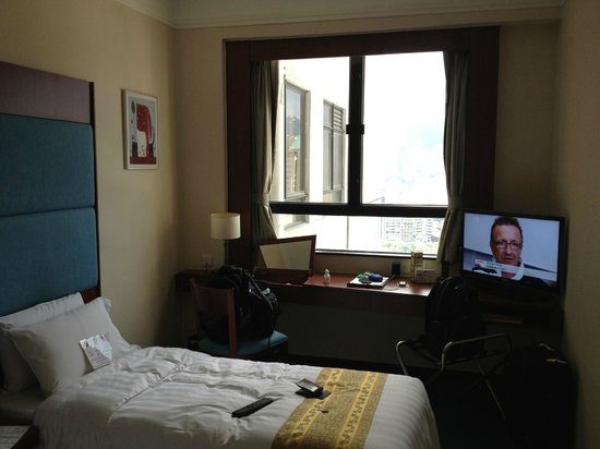 B P International: Room