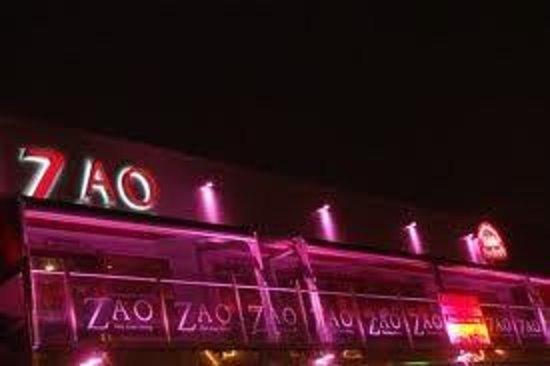 Zao Noodle Bar Limited:                   lovely place