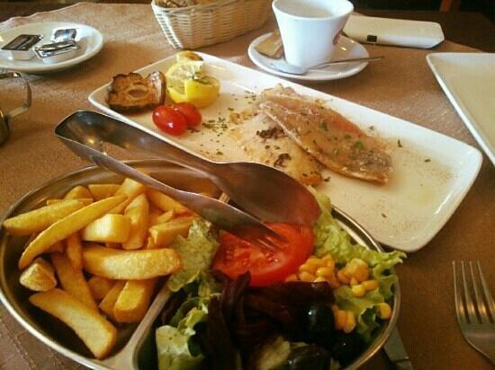 Bobbyland:                   21.50€ Fish of a day
