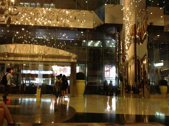 โรงแรมบีพี อินเตอร์เนชั่นแนล: Lobby