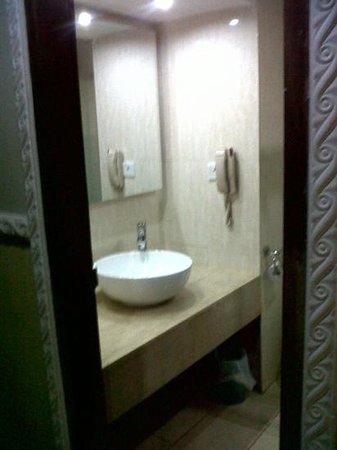 Talotel:                                     salle de bain