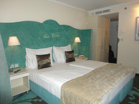 La Prima Fashion Hotel:                   Chambre                 