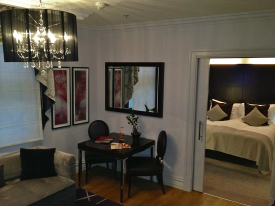 The Grand Mark Prague:                   Grand Deluxe Room