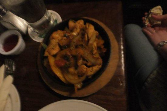 Skeffington Arms Hotel:                   chicken stir fry
