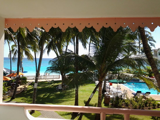 Bougainvillea Beach Resort:                   wonderful views from your balcony