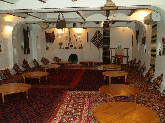 M'Zab Ghardaia: salon trsditionnel M'zab