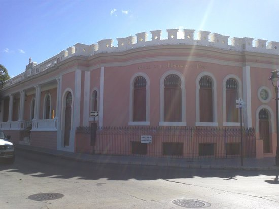 Museum of the History of Ponce : The museum.