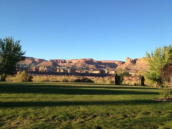 Capitol Reef Resort: Room with a view