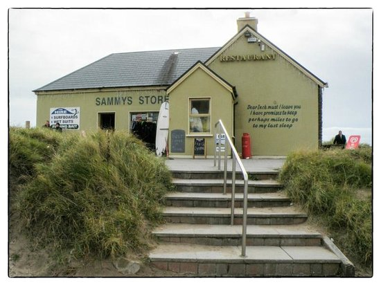 Inch Beach:                   Sammy's Surf Shop