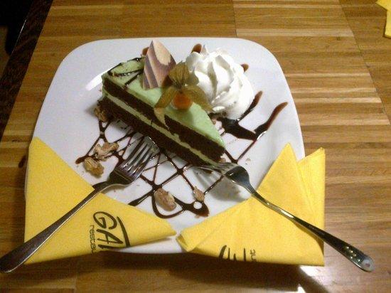 Gate Restaurant:                   Delicious
