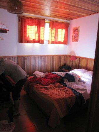Arco Iris Lodge: queen room