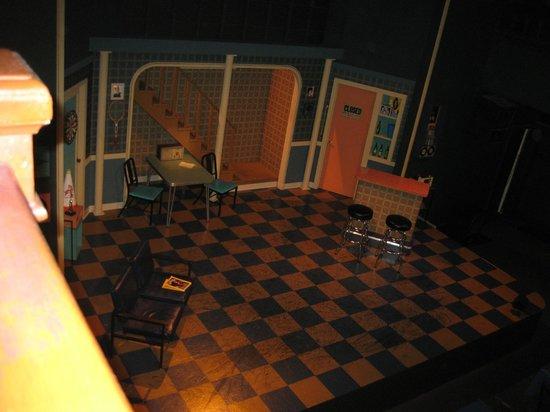 Oregon Cabaret Theatre: From the balcony seats