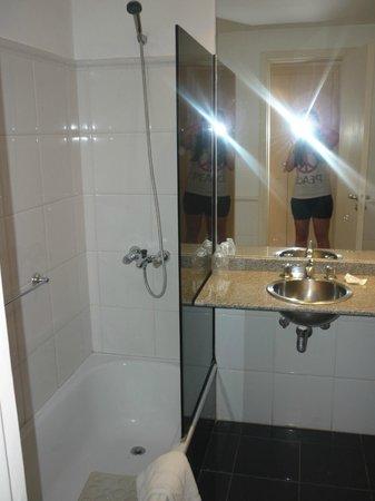 Hosteria ACA: Baño