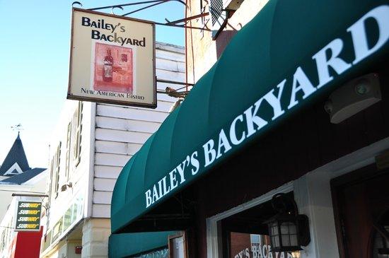 Baileyu0027s Backyard, Ridgefield   Menu, Prices U0026 Restaurant Reviews    TripAdvisor
