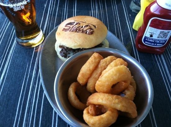 Shula's 2 :                   Burger
