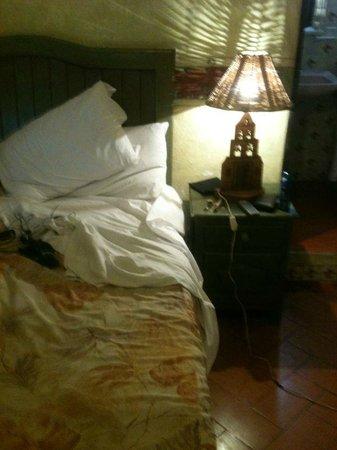 Hotel Posada San Miguelito:                   Bed