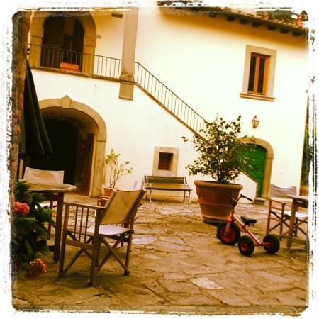 Agriturismo Le Pozze :                   We love it