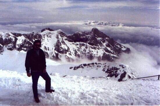 Grosse Scheidegg :                   Wow!