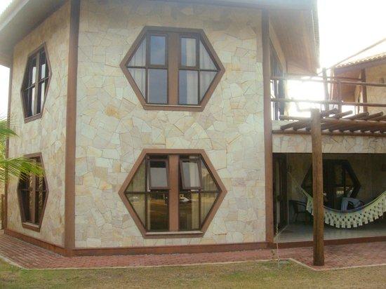 Morada dos Ventos: cabaña o habitaciones de la morada