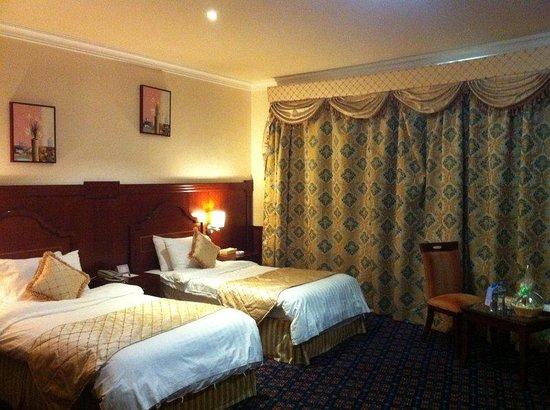 Ramee California Hotel: Standard Twin Room