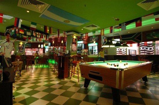 Ramee California Hotel: Legends Sports Bar