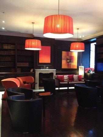 Hotel Elysees Regencia Paris: Bar