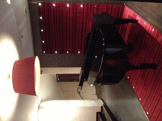 Hotel Elysees Regencia Paris: Entrata